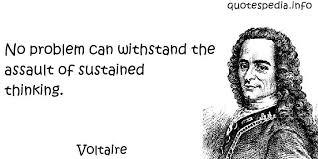 sustained thinking