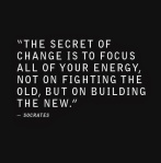 change quote socrates